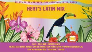 Hert's latin mix