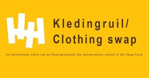 Hert Kledingruilparty / Clothing Swap Party